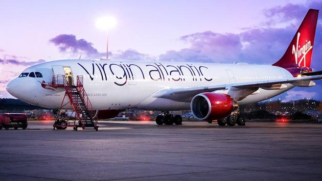 Virgin Atlantic A330-200