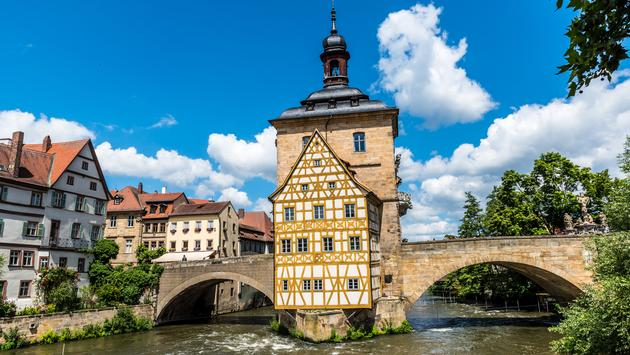 Cruise Walk and Discover - Bamberg