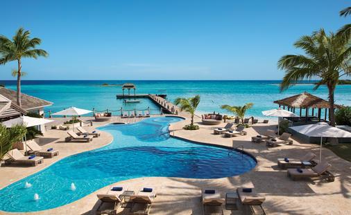Main Pool Zoëtry Montego Bay Jamaica