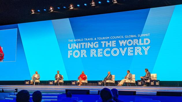 WTTC Global Summit: Highlights From First In-Person Global Travel Event of  2021 | TravelPulse