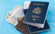 Travel money passport