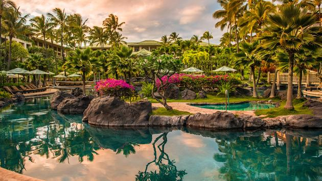 Grand Hyatt Kauai Outdoor