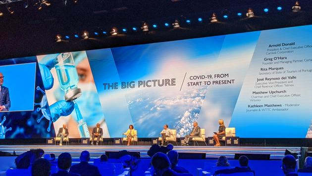WTTC Global Summit 2021 Panel