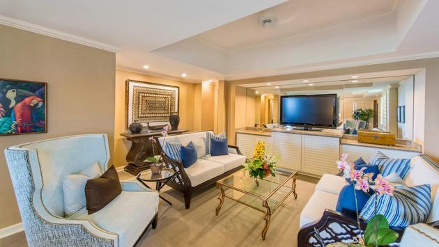 Grand Hyatt Kauai Suite