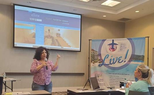 TASK Live Event in Tampa, Florida