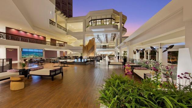 The Waikiki Beach Marriott Resort & Spa