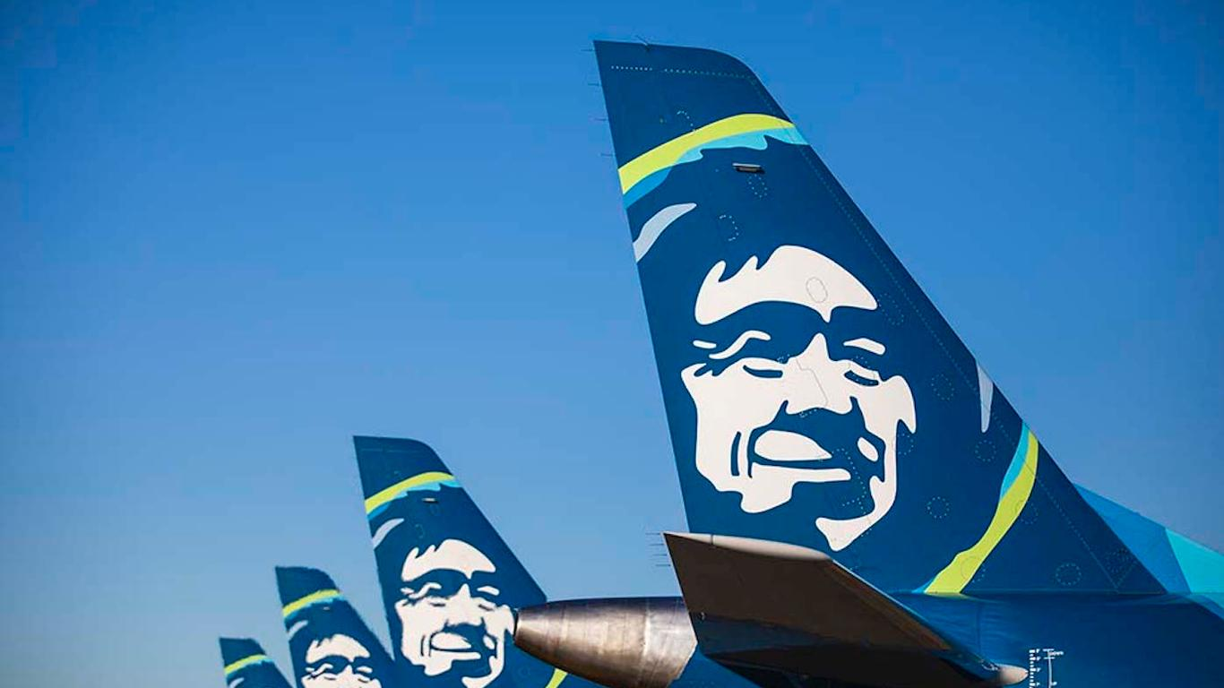 Man Arrested After Making Fake Security Threat on Alaska Airlines