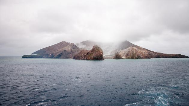 White Island New Zealand