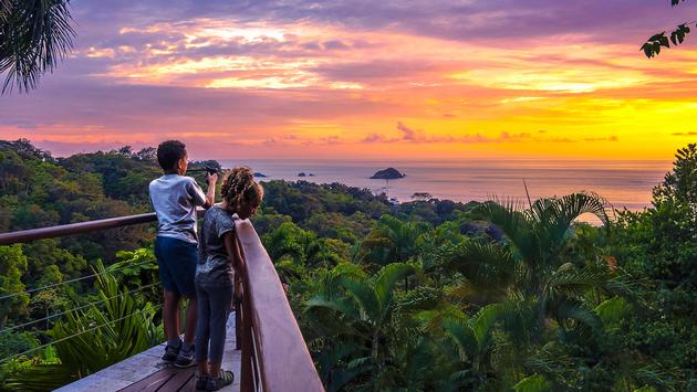 Kids, Family Travel, Costa Rica