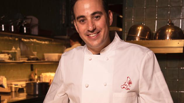 Daniel Rose, chef étoilé, Air France