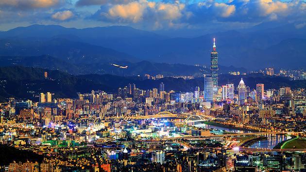 Taipei City, Taiwan, travel