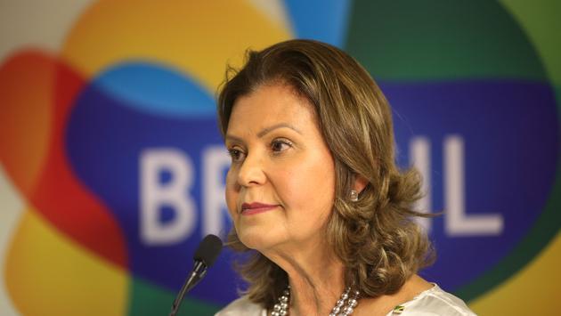 Teté Bezerra, Brazil, Embratur