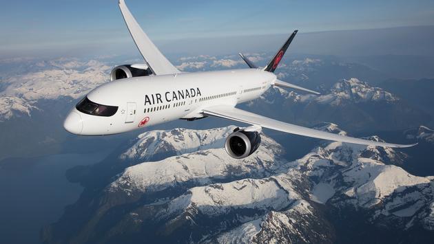 B787-9 d'Air Canada