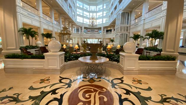 Disney's Grand Floridian Resort & Spa Lobby