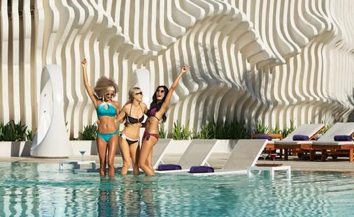 GOOD THINGS COME IN 3'S AT BREATHLESS RESORTS & SPAS!