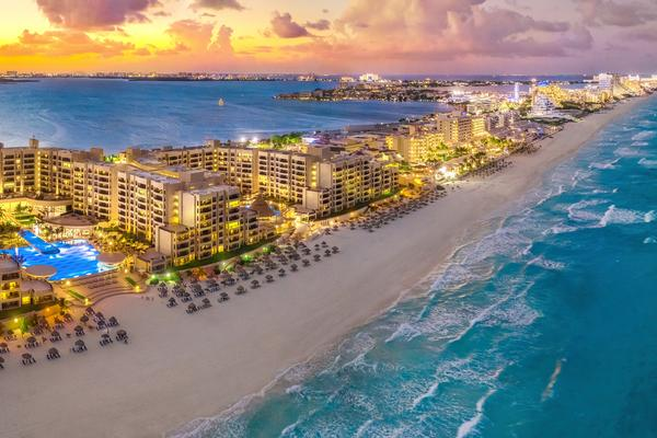 Luxury Tourism Continuing to Grow in Cancun