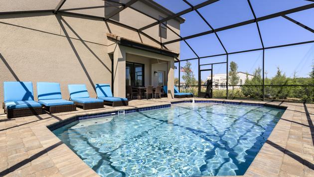 A pool at Balmoral Resort Florida