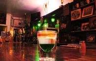 Golden Ace Inn, shot, Irish bar,