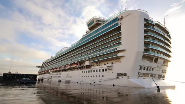 P&O Cruises' Azura