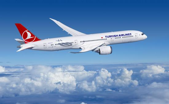 Boeing 787-9 Dreamliner, Turkish Airlines