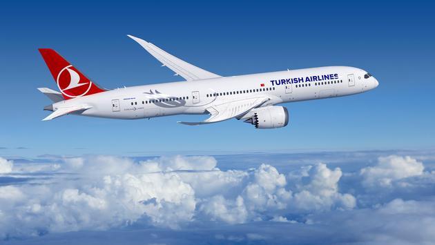 Boeing 787-9 Dreamliner, Turkish Airlines