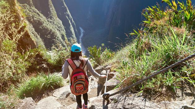 Inca Trail, Machu Picchu, hiking