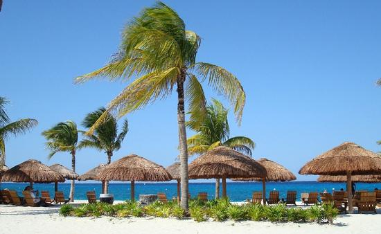 Fall in love with Cozumel.