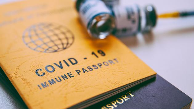 International Certificate of Covid-19 Vaccination.