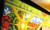 Video games, arcade, centipede, retro games