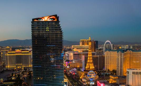 FOTO: El Cosmopolitan en Las Vegas. (Foto de Cosmopolitan de Las Vegas)