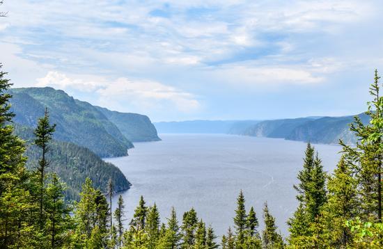 Saguenay Fjord National Park, Quebec