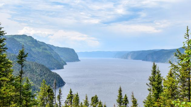 Saguenay Fjord National Park, Quebec