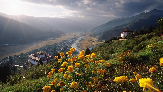 Himalayan Kingdom of Bhutan