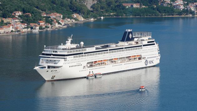 MSC Cruises' MSC Armonia