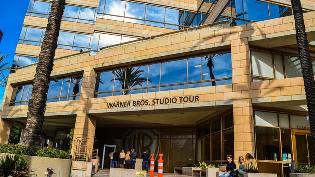 Warner Brothers Studios, building, tour