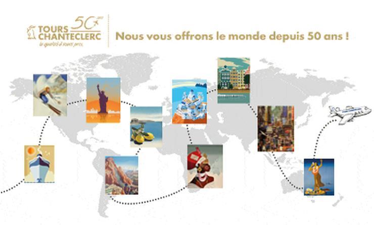 Tours Chanteclerc