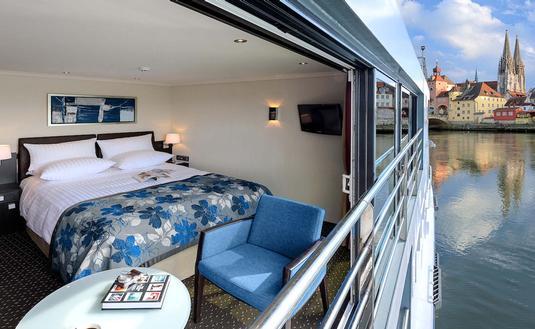 Avalon Waterways panorama suite