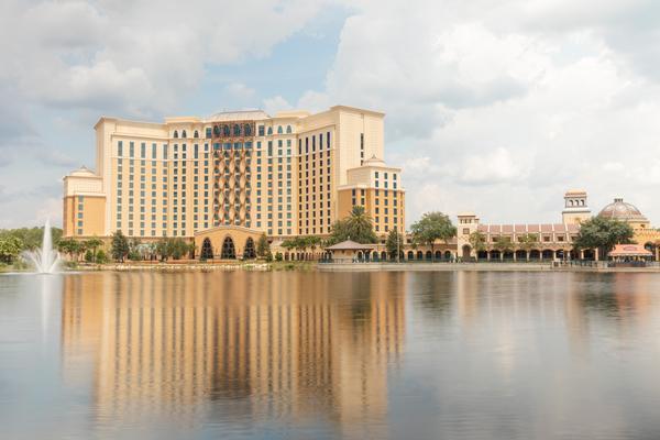 Gran Destino Tower Opens at Disney's Coronado Springs Resort