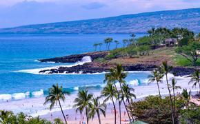 The Kona Coast of Hawaii Big Island