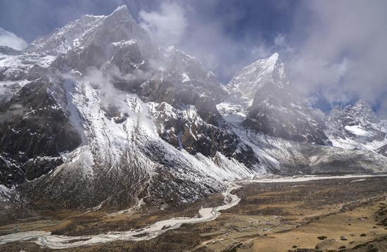 Everest Base Camp Trek, Nepal, hiking