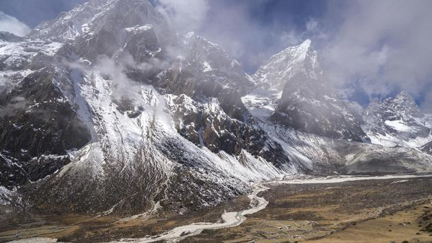 Everest Base Camp Trek, Nepal, hiking