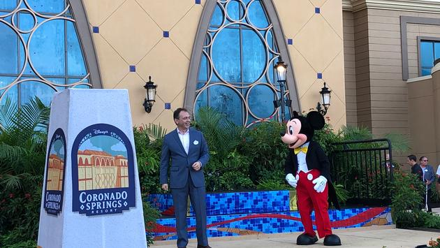 Walt Disney World, to officially open Gran Destino Tower