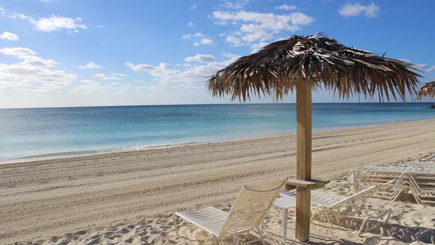 Lucaya Beach, Grand Bahama Island, The Bahamas.