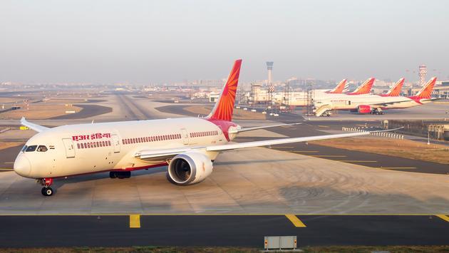 India, plane, Mumbai.