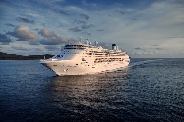 P&O Cruises Extends Suspension of Voyages