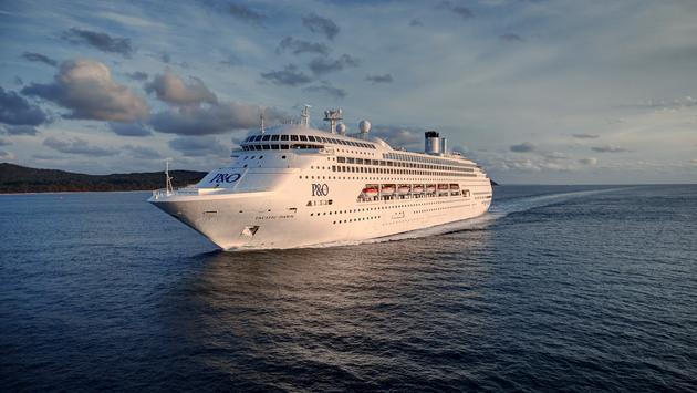 Pacific Dawn, P&O Cruises, Cruise ship