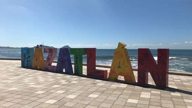 boardwalk mazatlan