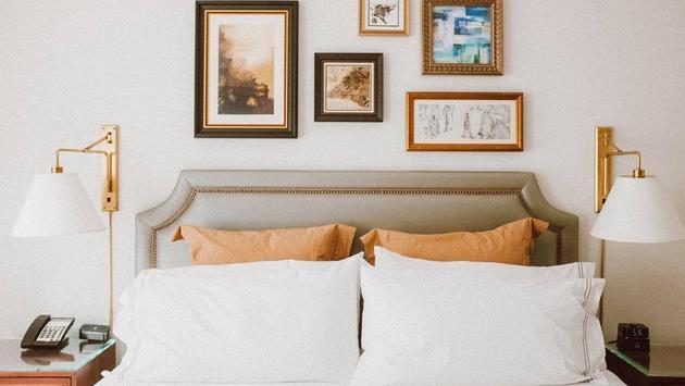Le nouveau look des chambres standards