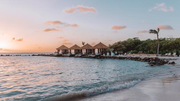 Spend a night on a private island in Aruba with Renaissance Aruba Resort & Casino.