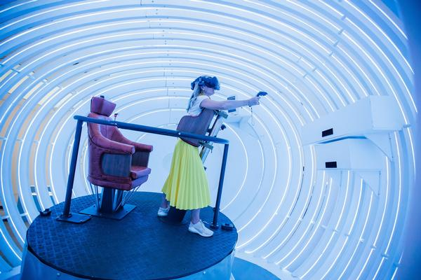 British Airlines Exhibition Brings the Future of Air Travel to Life